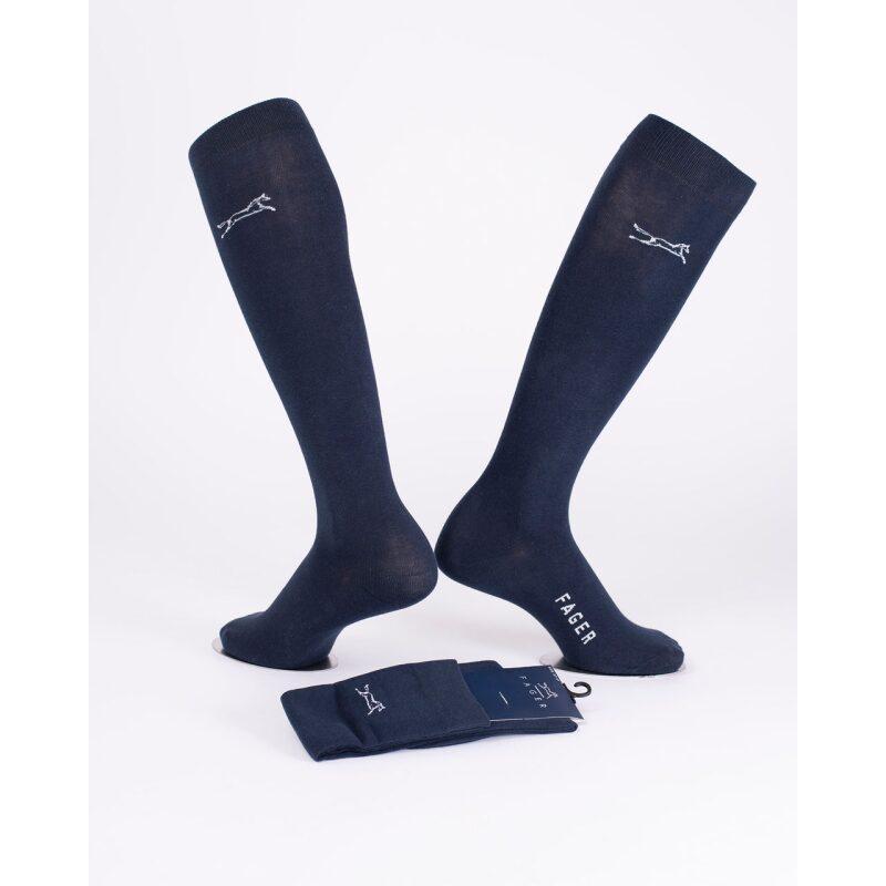 Fager Riding Socks Navy