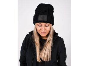 Fager Beanie Unisex One Size Fits All Black