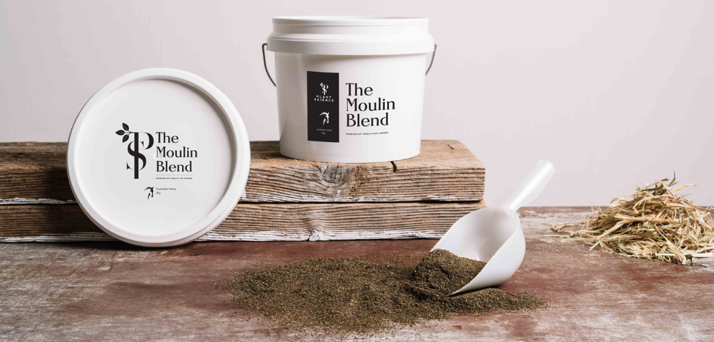 The Moulin Blend Horse Gut Health Supplement